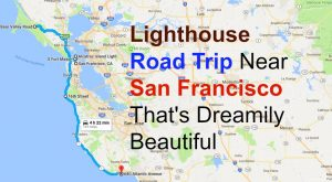 The Lighthouse Road Trip near San Francisco That's Dreamily Beautiful