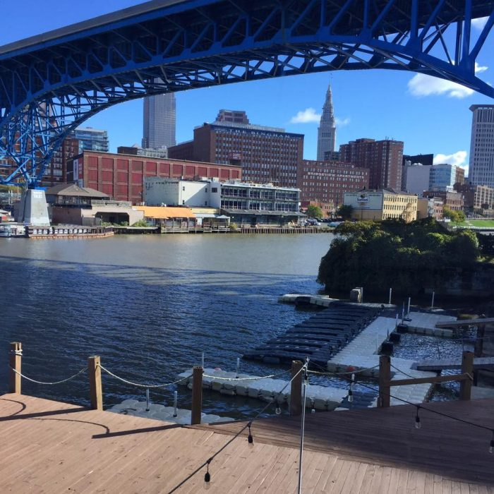 Restaurants In Cleveland Ohio On The Water
