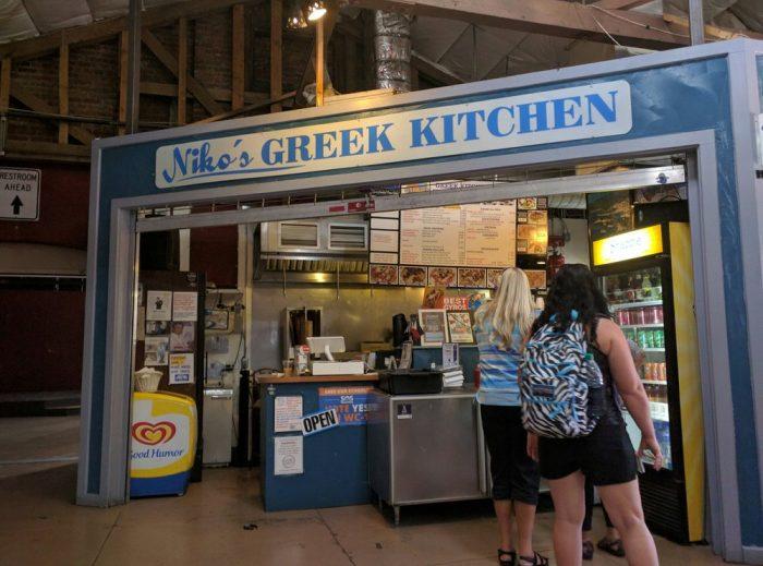 Nikos Greek Kitchen