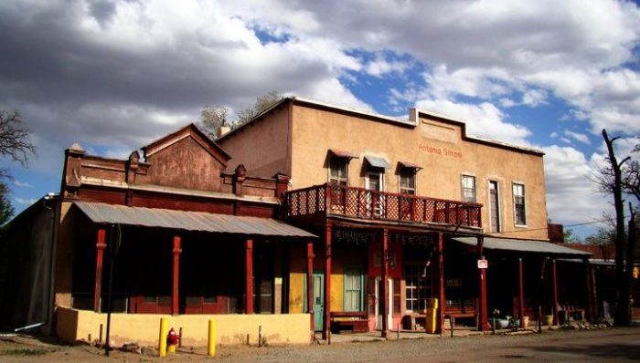These 12 Well Preserved Ghost Towns In New Mexico Are