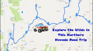 Explore The Wilds With This Northern Nevada Road Trip