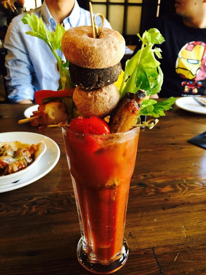 These 10 Restaurants Serve The Best Bloody Mary In ...