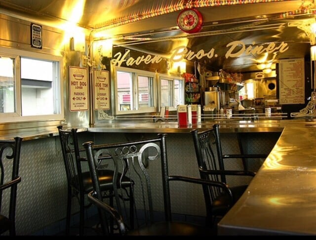 The American Restaurant In Rhode Island