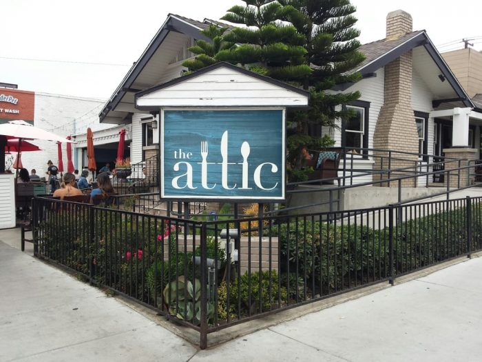 Attic Restaurant Long Beach Img2378