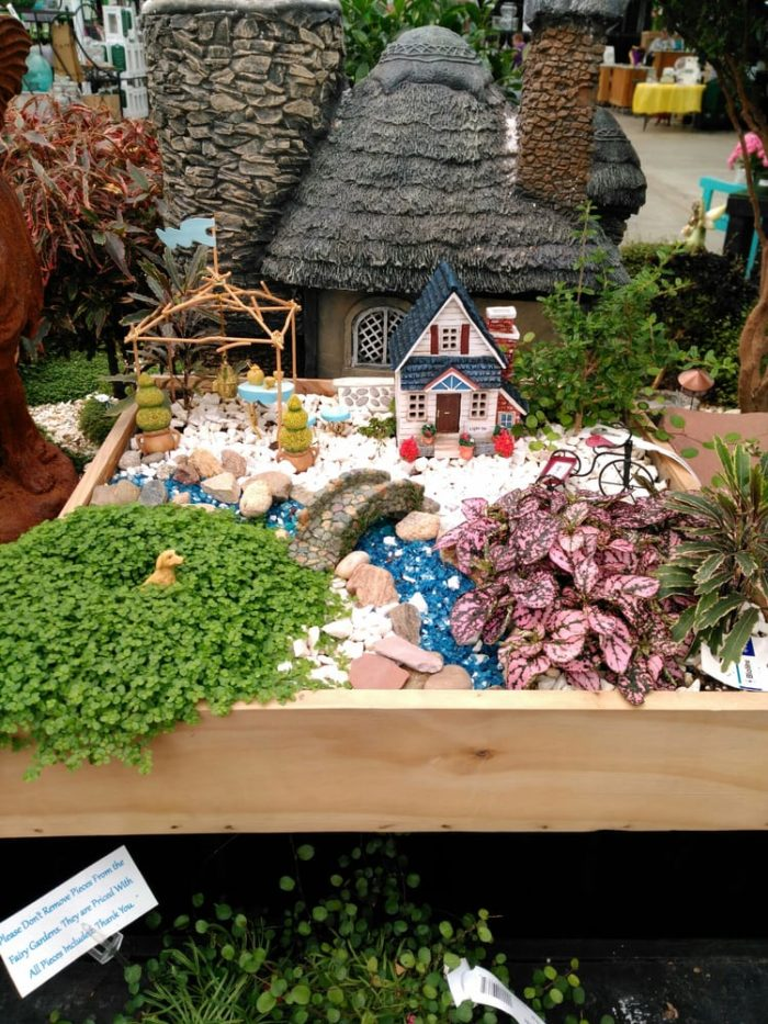 Most People Have No Idea There's A Fairy Garden Hiding In