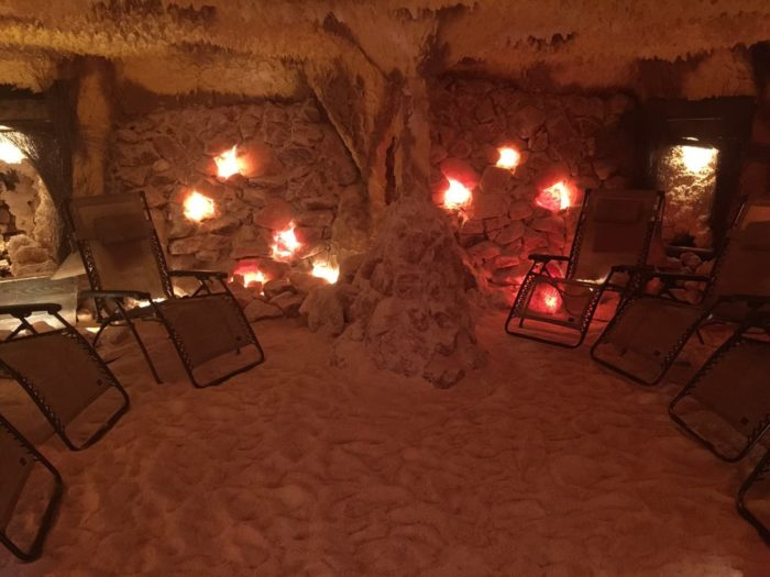 Williamsburg Salt Spa In Virginia Is A Salt Cave That Will