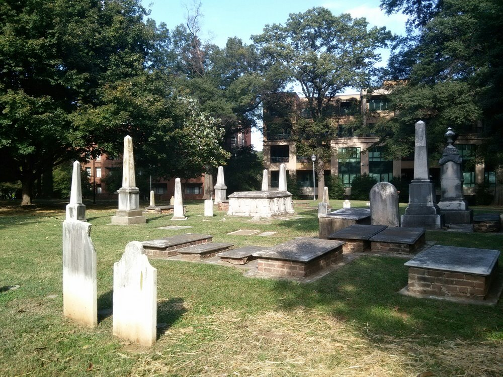 The 7 most haunted cemeteries in north carolina for Most haunted places in south carolina