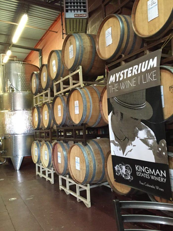 6 Best Wineries Around Denver