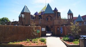 The Whimsical Playground In Oklahoma That's Straight Out Of A Storybook