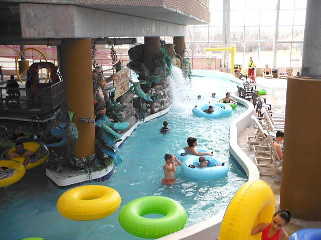 Water Zoo The Best Indoor Waterpark In Oklahoma