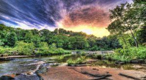 The Hidden Park That Will Make You Feel Like You've Discovered Oklahoma's Best Kept Secret
