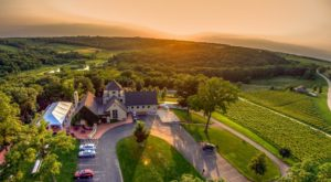 A Trip To This Picture Perfect Iowa Winery Will Transport You To Heaven On Earth