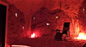 The Incredible Salt Cave In Pittsburgh That Completely Relaxes You