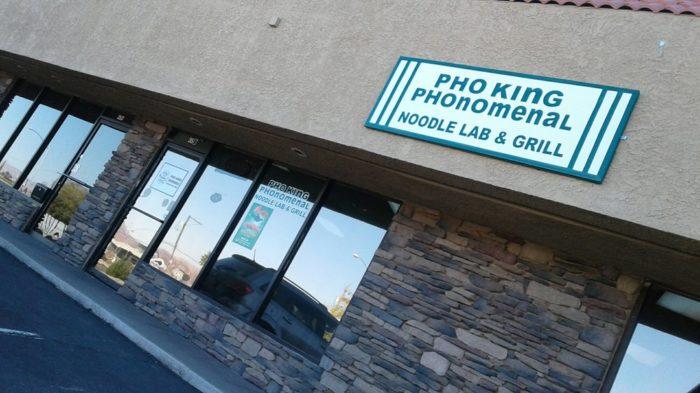 Pho King Phonomenal