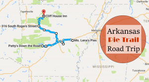 Arkansas's Pie Trail Is The Delicious Adventure You've Been Waiting For