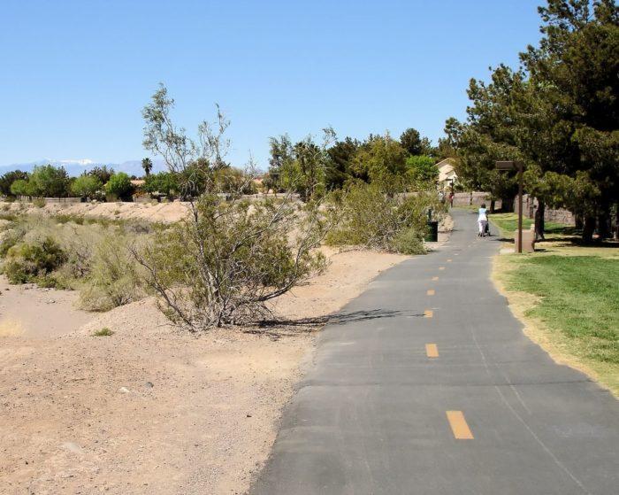 Pittman Wash Trail