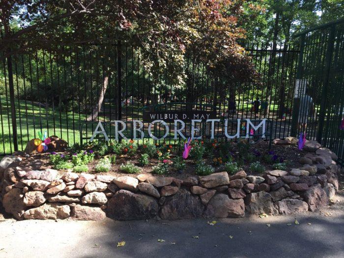 Wilbur D. May Arboretum