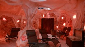 The Incredible Salt Cave In Illinois That Completely Relaxes You