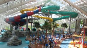 It's Always Summer At This Massive Indoor Water Park In South Dakota