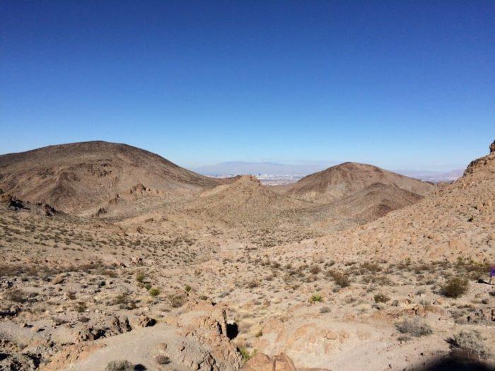 Sloan Canyon