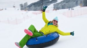 4 Snow Tubing Courses In Wyoming That Will Give You The Thrill Of A Lifetime