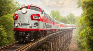 This Epic Train Ride Near Louisville Will Give You An Unforgettable Experience