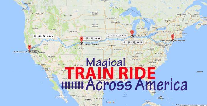Google Maps Train Routes