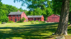 You'll Want To Visit These 11 Houses In Massachusetts For Their Incredible Pasts