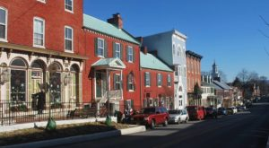 Take This Ghostly Tour Of One Of West Virginia's Oldest Towns For Some Spooky Thrills