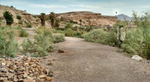 Whitney Mesa Recreation Area