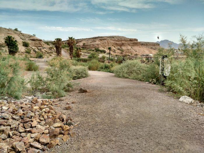 Whitney Mesa Recreation Area