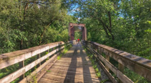 Take These Trails Along Former Wisconsin Railroad Lines For An Unforgettable Experience
