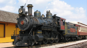 5 Incredible Texas Day Trips You Can Take By Train