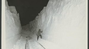 A Massive Blizzard Blanketed Nebraska In Snow In 1949 And It Will Never Be Forgotten
