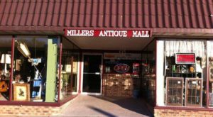 You'll Never Want To Leave This Massive Antique Mall Near Pittsburgh