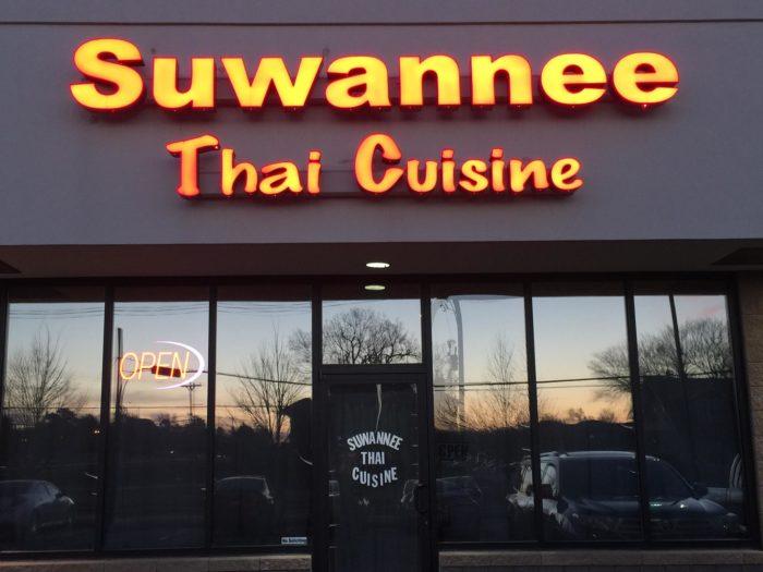 1 Suwannee Thai Cuisine Kearney