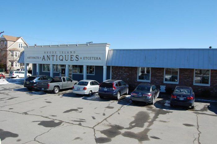 Rhode Island Antiques Mall Pawtucket Ri
