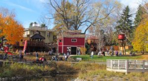 The Whimsical Playground In Illinois That's Straight Out Of A Storybook