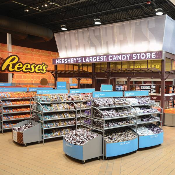Pictures Of Hershey Chocolate Factory