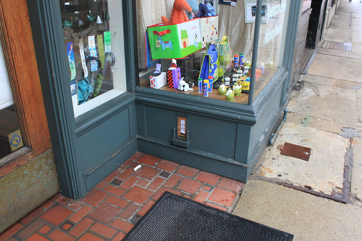 The Magical Fairy Doors Of Ann Arbor Michigan