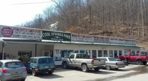 The West Virginia Restaurant That's One Of The Most Unique In America