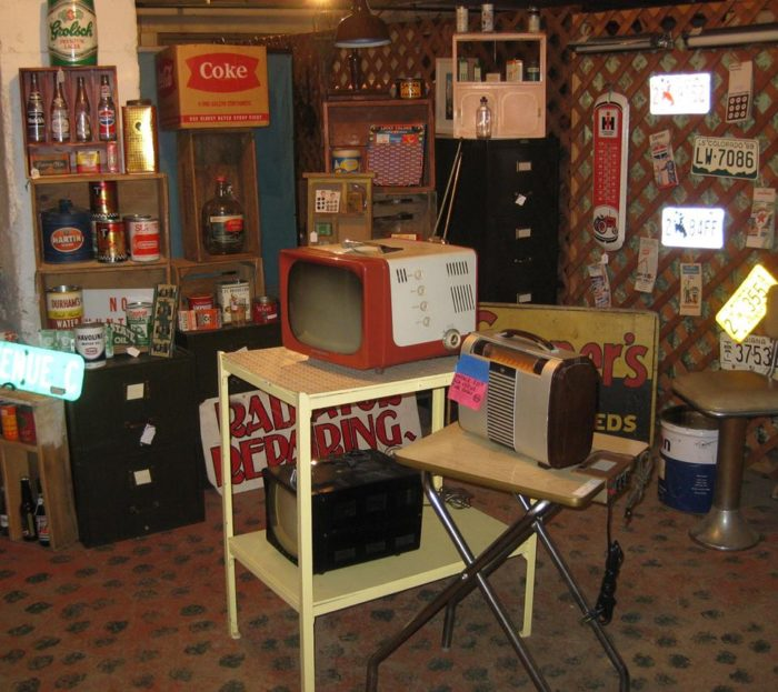You'll Never Want To Leave This Massive Antique Mall In