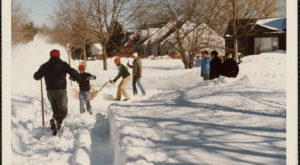 A Massive Blizzard Blanketed Michigan In Snow In 1978 And It Will Never Be Forgotten