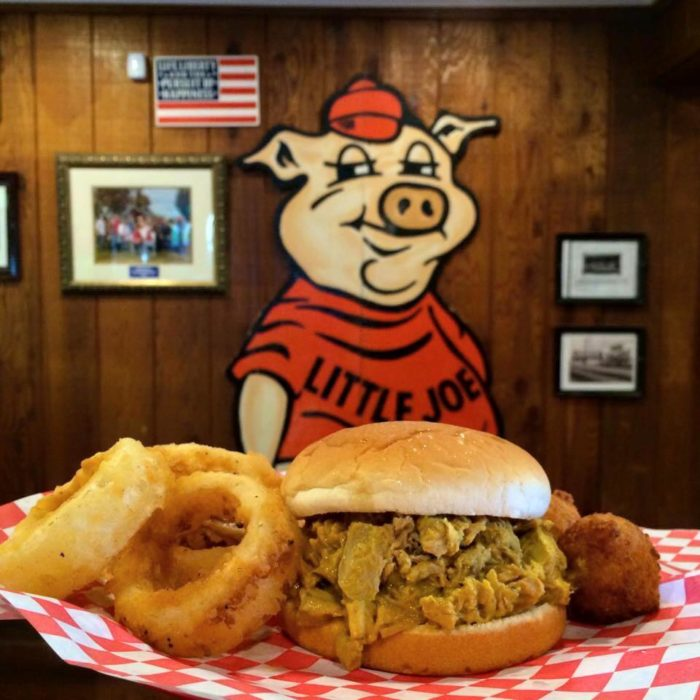 Bbq House Myrtle Beach: The 13 Best BBQ Sandwiches In South Carolina -- And Where