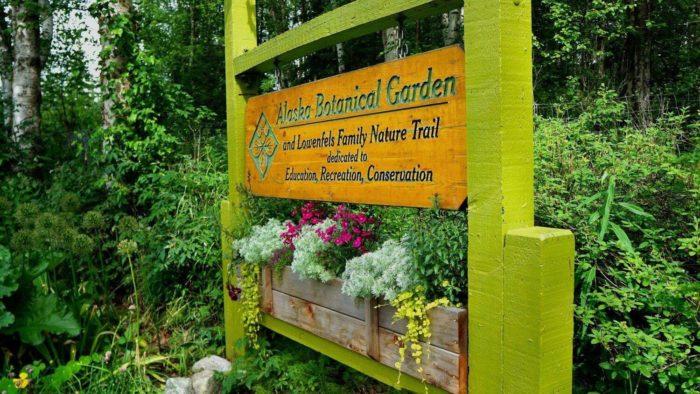 facebook alaska botanical garden - Alaska Botanical Garden