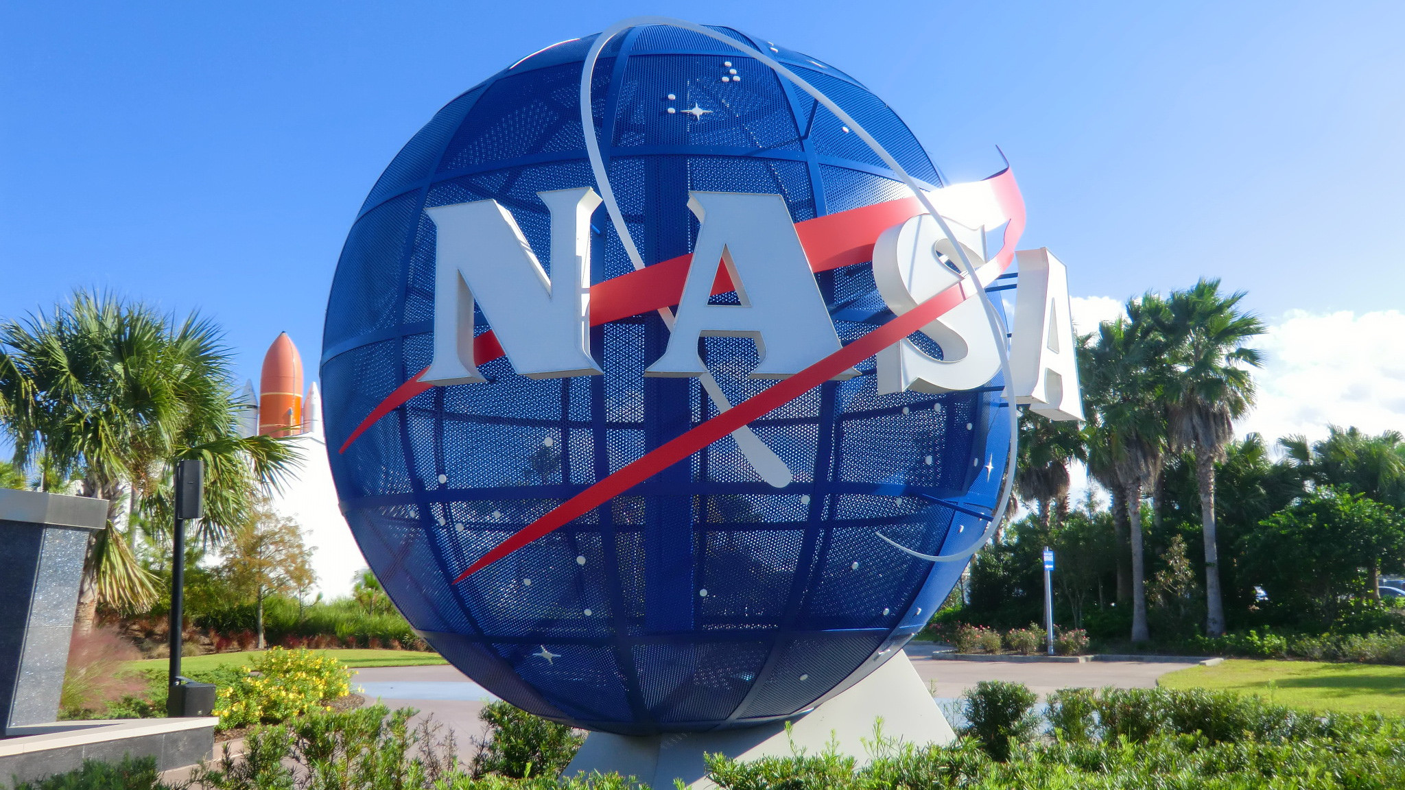 The Kennedy Space Center In Florida Is The Day Trip Of A