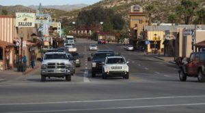 The One Arizona Town That's So Perfectly Western
