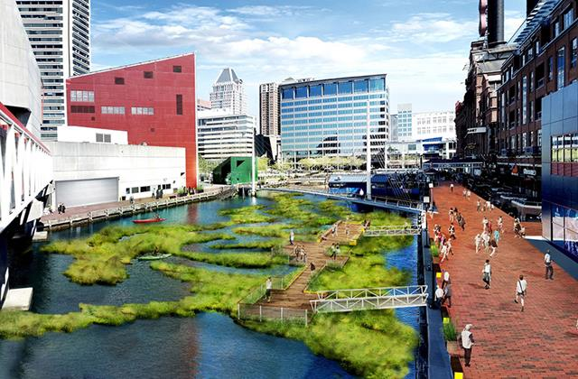 A New Floating Park Is Coming To Maryland And It Looks Amazing