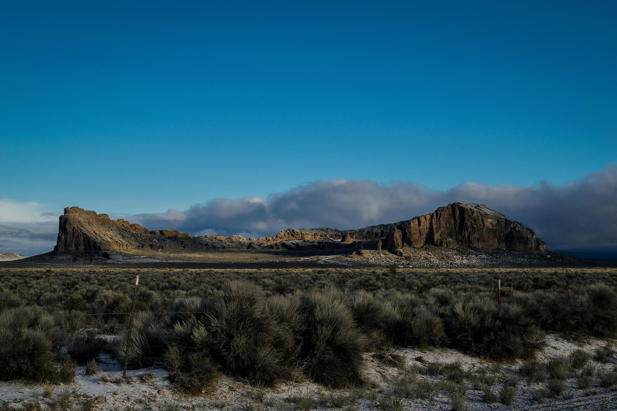 Fort Rock Is A Unique Hidden Gem In The Oregon Desert