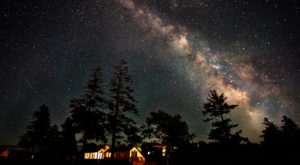 What Was Photographed At Night In Maine Is Almost Unbelievable